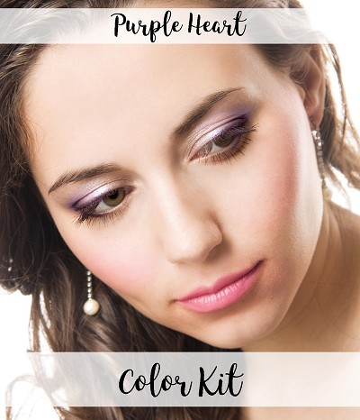 Purple Heart Color Kit